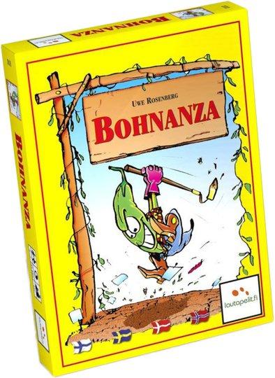 Bohnanza Familiespill