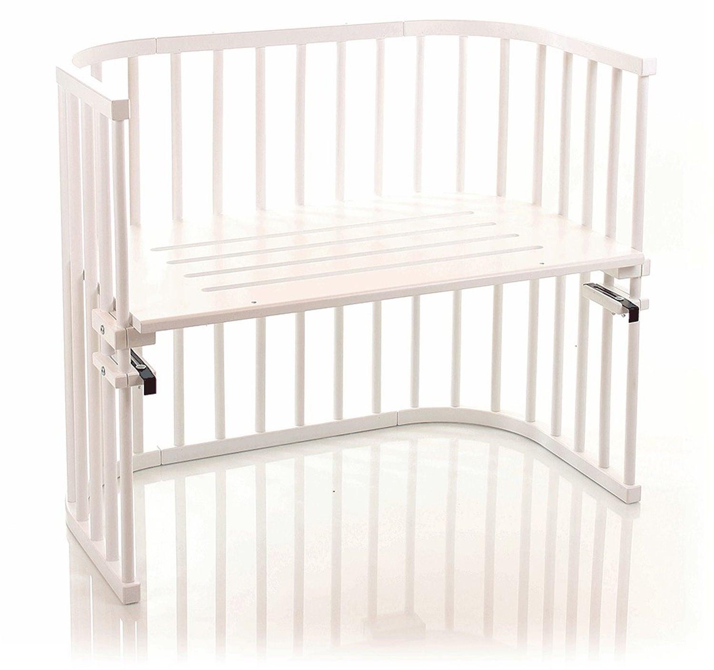 Babybay Bedside Crib Maxi, White