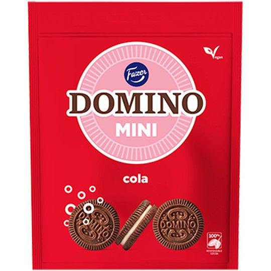 Domino Täytekeksi Cola - 22% alennus