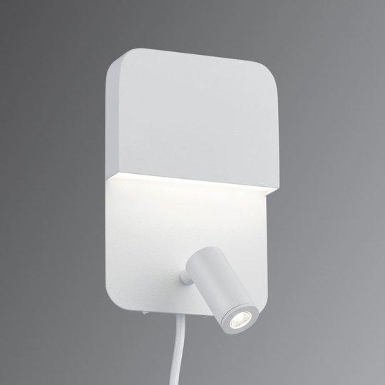 2 kytkintä toiminnallinen LED-seinävalaisin Luigi