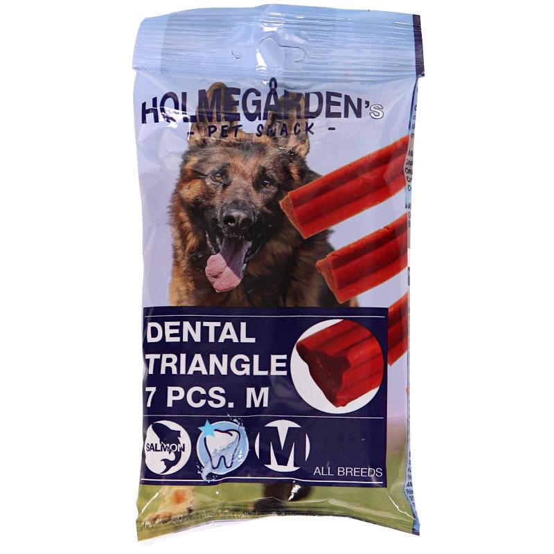 Lohen Makuiset Koiran Dental Triangle - 31% alennus