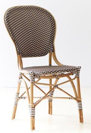 Isabell stol - Brun
