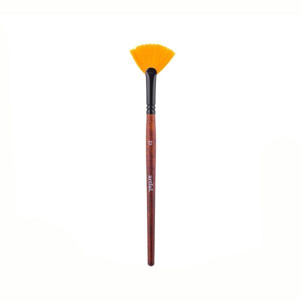 Artful Paint Brushes - Fan
