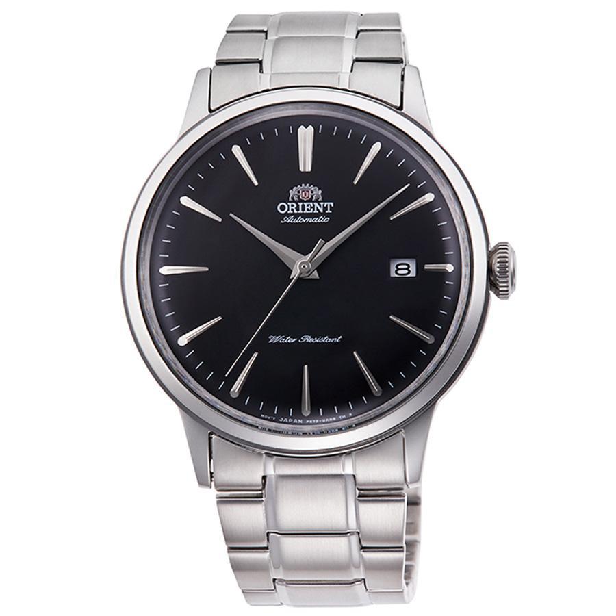 Orient Men's Watch Silver RA-AC0006B10B