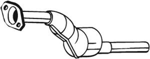 Katalysaattori, Edessä, Keskellä, RENAULT CLIO III, CLIO Grandtour III, CLIO Skåp/halvkombi III, MODUS / GRAND MODUS, 8200276170, 820027