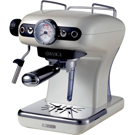Ariete Classica Espressomaskin Pearl
