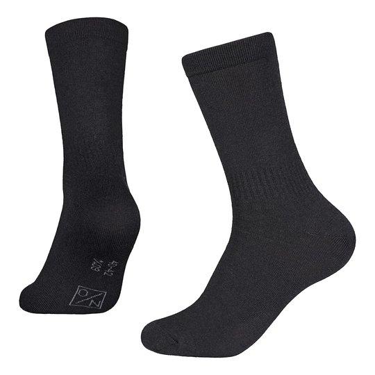 North Outdoor Merino 60 sockor Basic, svarta