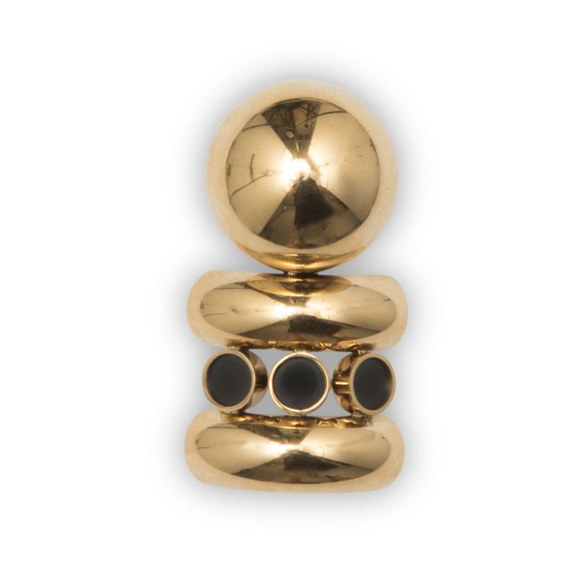Sägen Ring Satellite R5 Golden