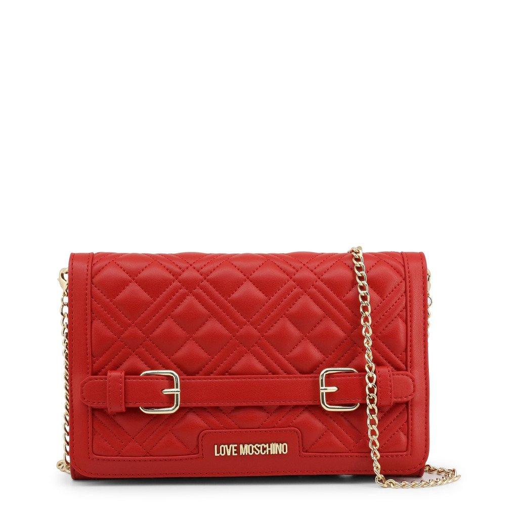 Love Moschino Women's Crossbody Bag Various Colours JC4129PP1CLA2 - red NOSIZE