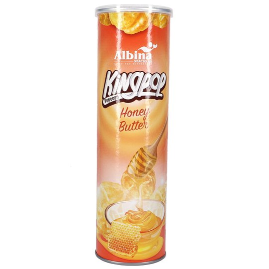 Popcorn Honey Butter - 40% alennus
