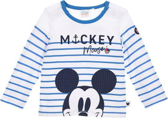 Disney Mikke Mus T-Skjorte, Blue, 12 Måneder