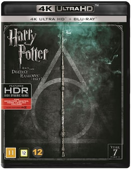 Harry Potter 7 - The Deathly Hallows - Part 2 (4K Blu-Ray)