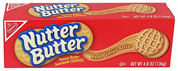 Nutter Butter 136g