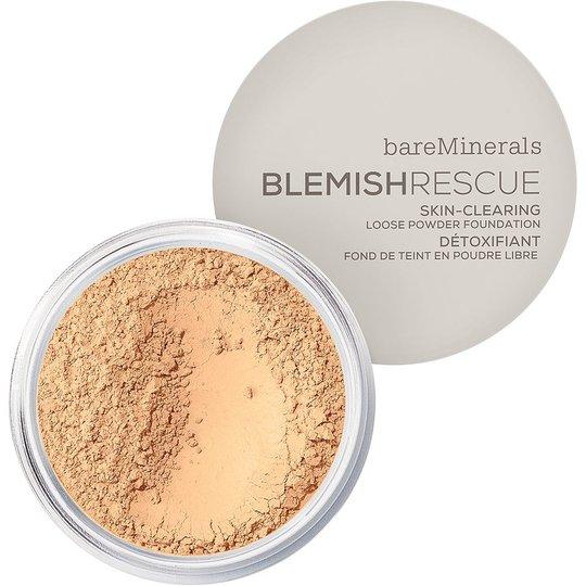 bareMinerals Blemish Rescue Skin-Clearing Loose Powder Foundation, 6 g bareMinerals Meikkivoiteet