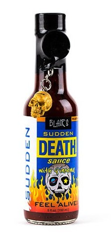 Blairs Sudden Death Sauce 150ml