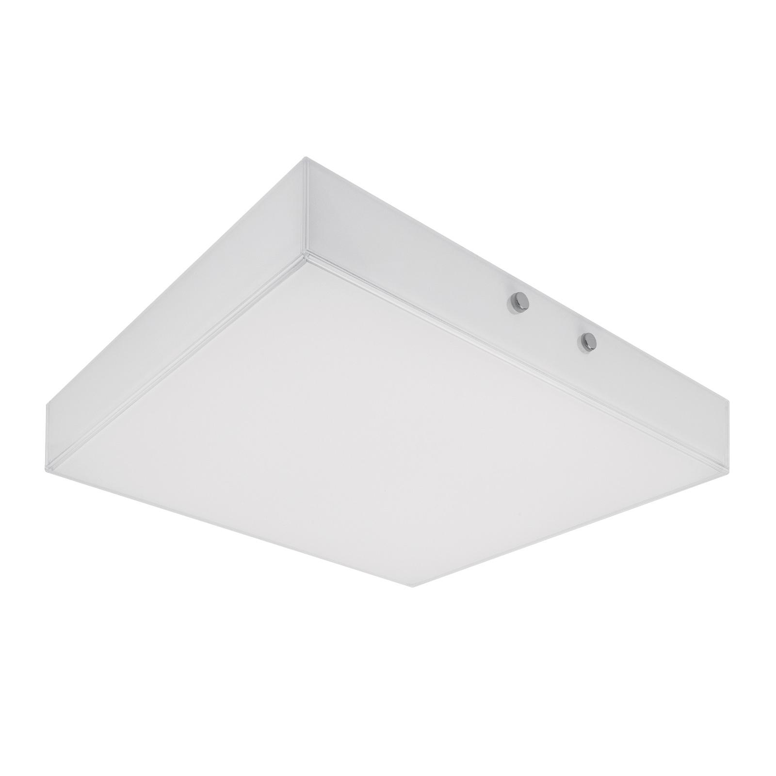 LEDVANCE Lunive Quadro -kattolamppu 30 cm 3 000 K