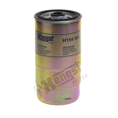 Polttoainesuodatin HENGST FILTER H154WK