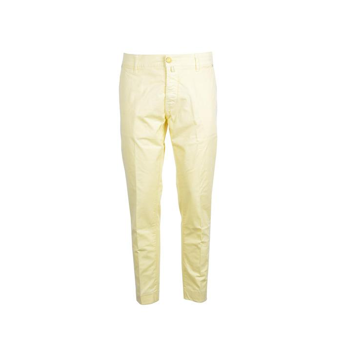 Jacob Cohen Men's Trouser Yellow 219108 - yellow 47