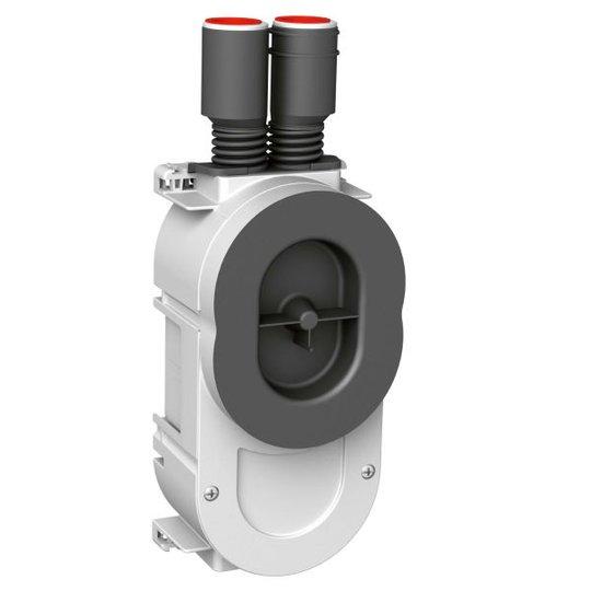 Schneider Electric IMT37330 Kytkentärasia upotettava 13 mm, soikea