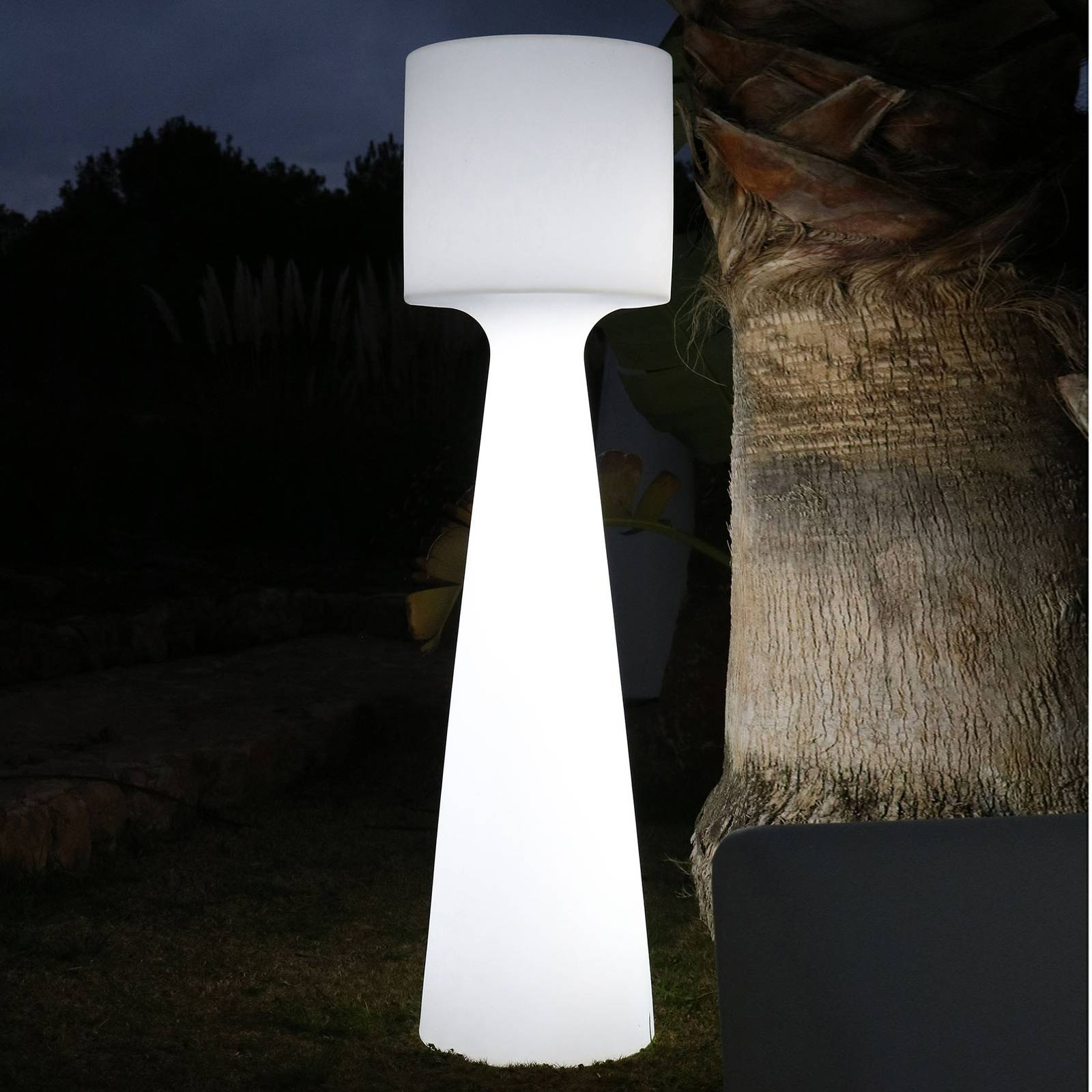 Newgarden Grace -lattiavalo, johdon korkeus 140 cm