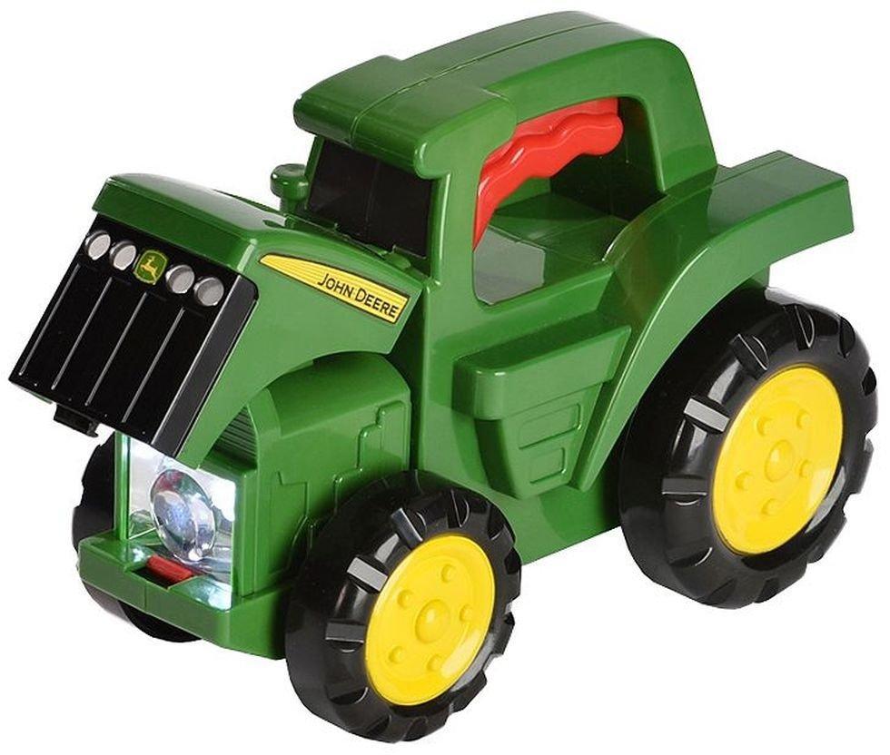 John Deere - Tractor with built-in flashlight (35083)