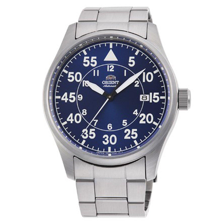 Orient Men's Watch Silver RA-AC0H01L10B