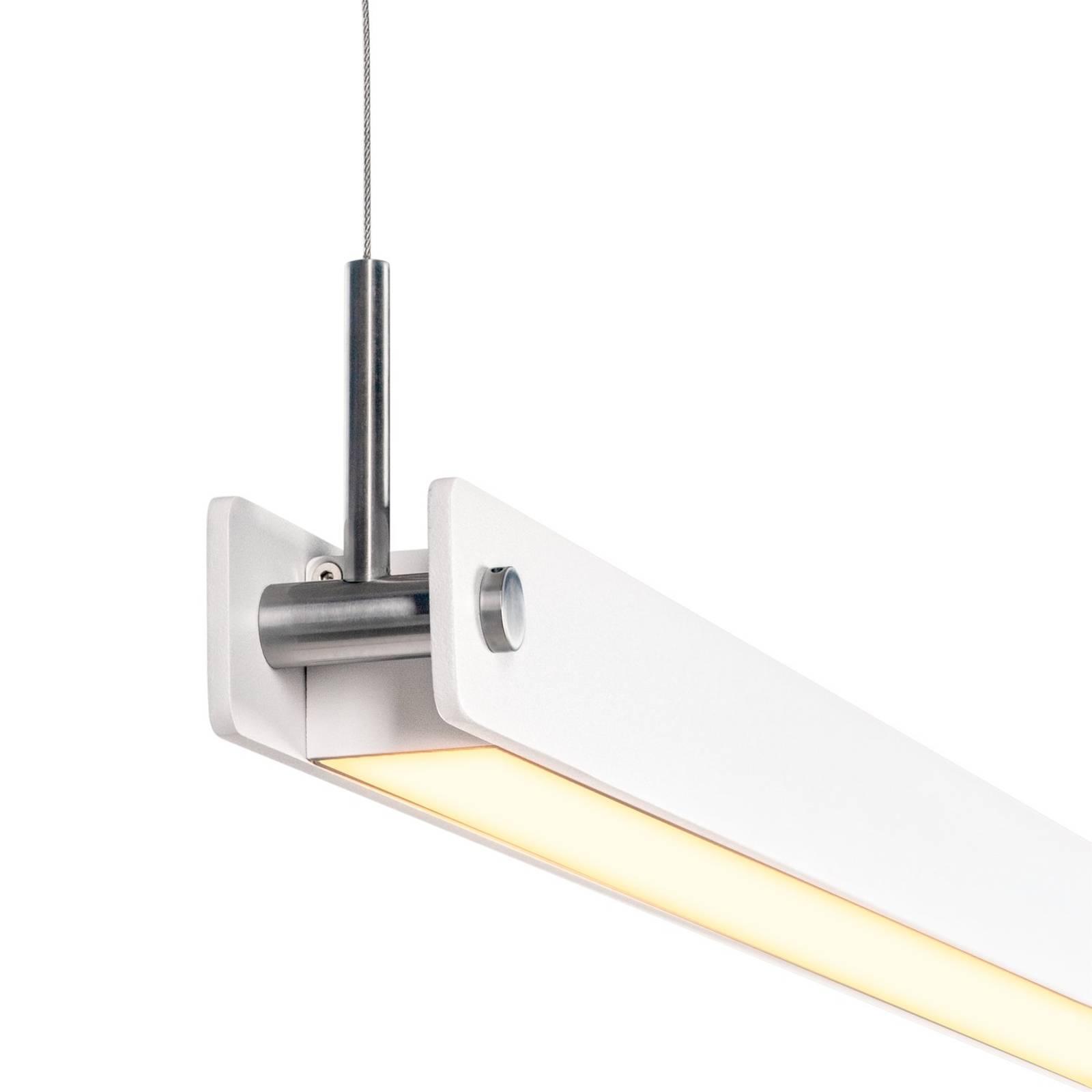 SLV Noya PD -LED-riippuvalaisin valkoinen