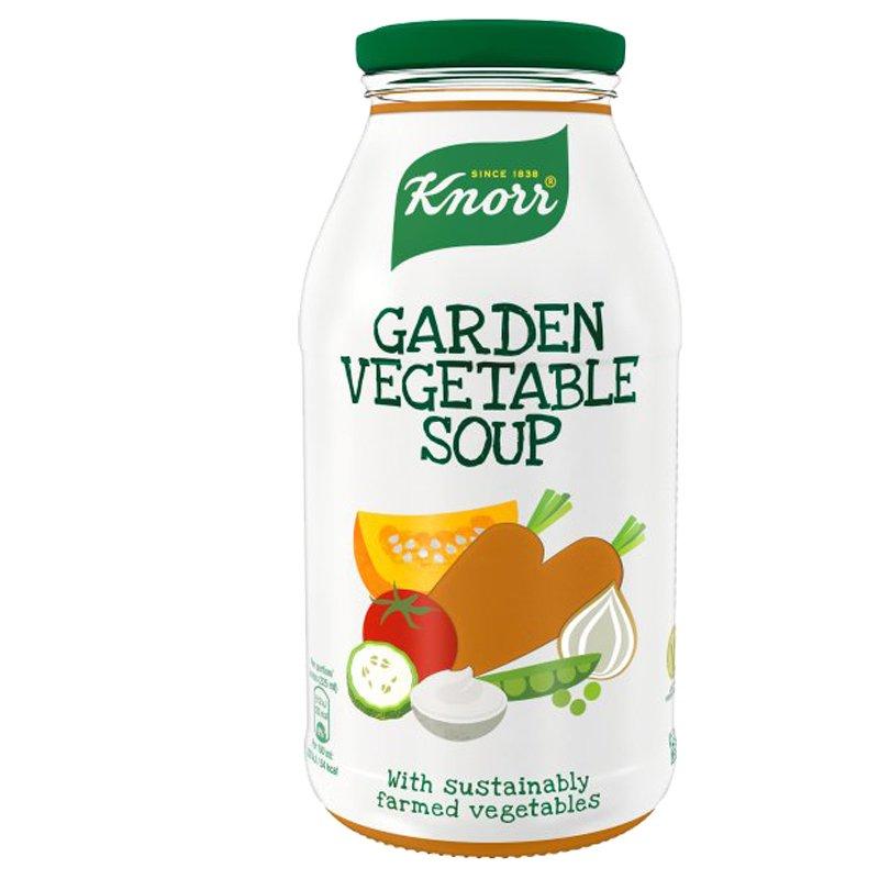 Grönsakssoppa - 28% rabatt