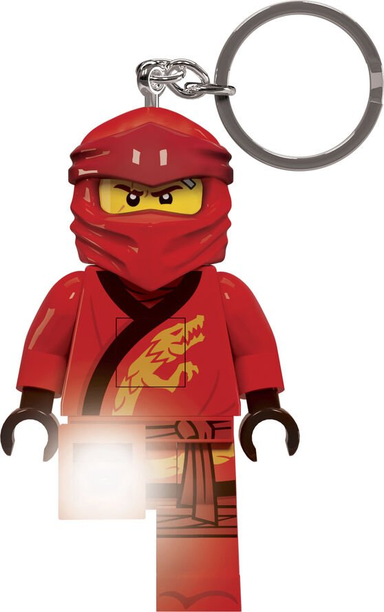 LEGO - Keychain w/LED - Kai (522605)