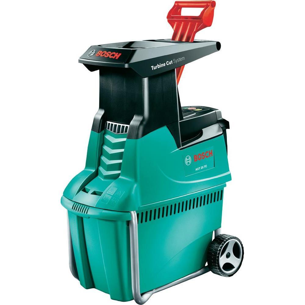 Bosch - AXT 25 TC Quiet Shredder