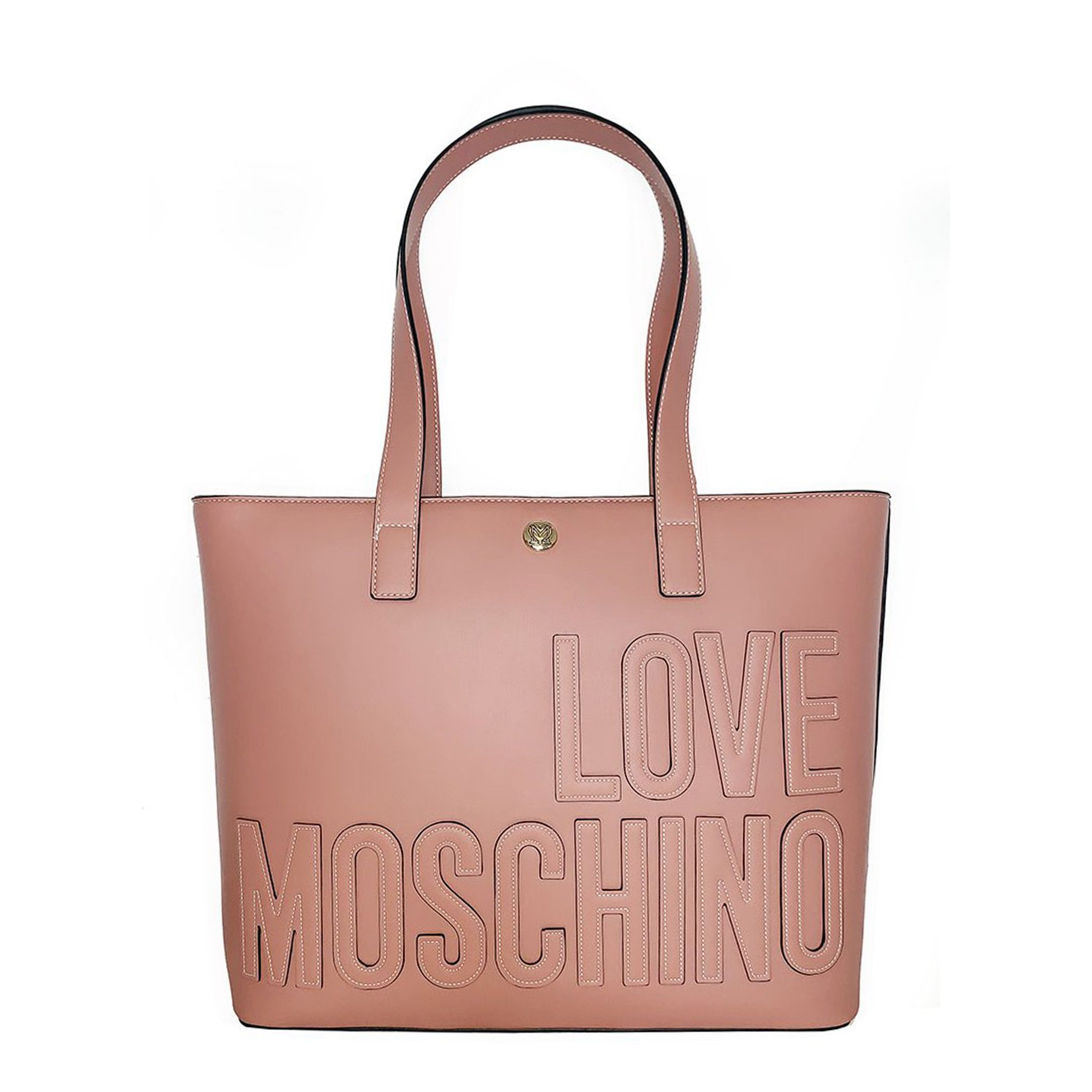 Love Moschino Women's Shopping Bag Various Colours JC4174PP1DLH0 - pink NOSIZE