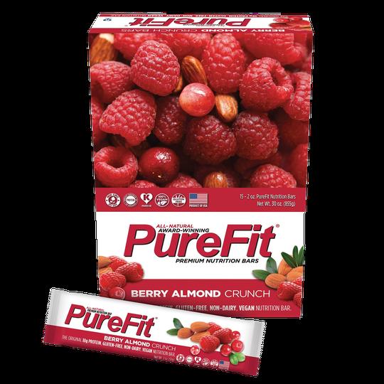 15 x PureFit Vegan Protein Bar, 57 g