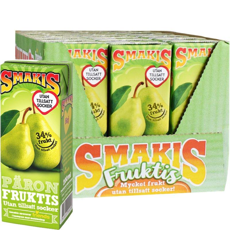 Fruktdryck Päron 27-pack - 34% rabatt