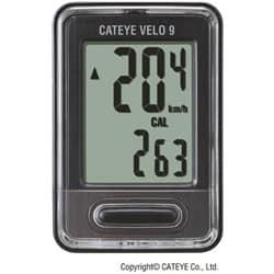 Cateye Velo9