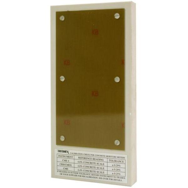 Tramex CALCRH Kalibreringsplate
