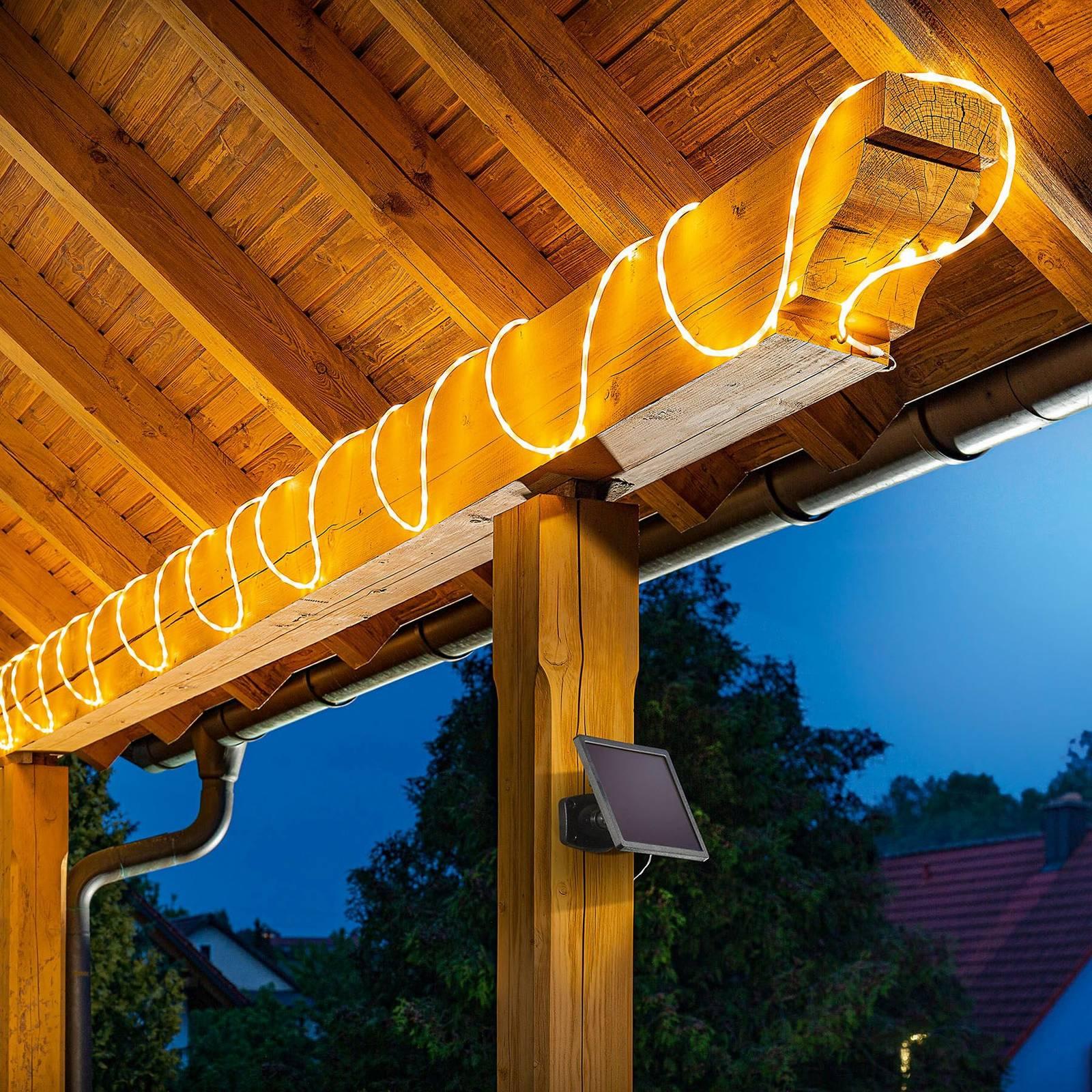 LED-aurinko-valokaapeli 200 Pro