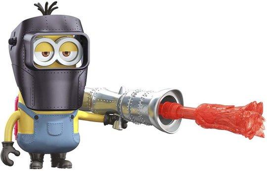 Minions Figur Flammekaster Kevin