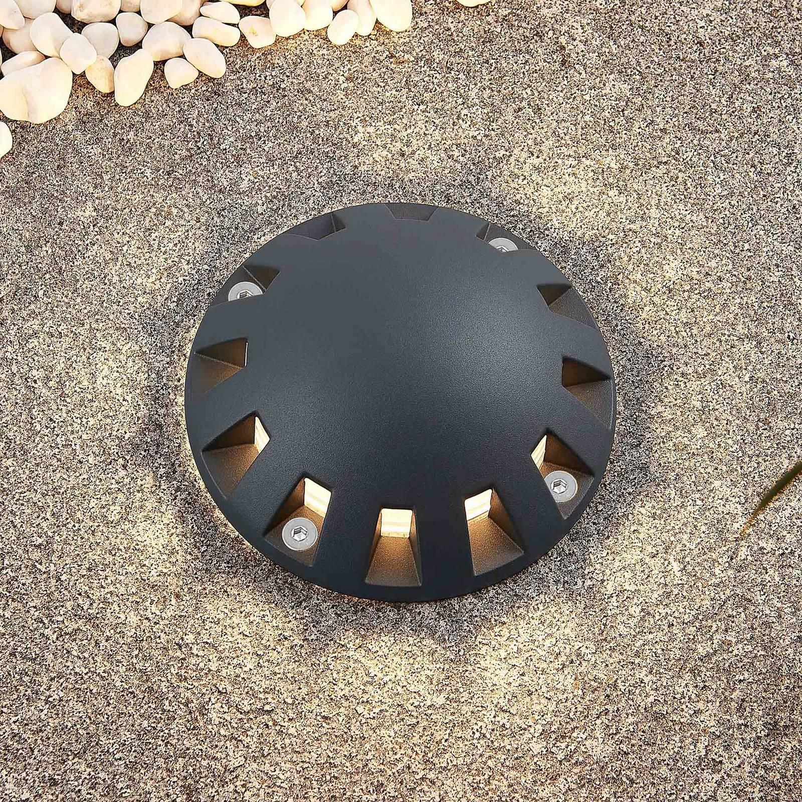 Lindby Emiro -LED-uppovalo, päältä ajettava