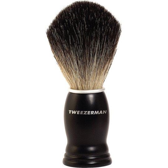 Tweezerman Deluxe Shaving Brush, Tweezerman Partahöylät ja partaterät