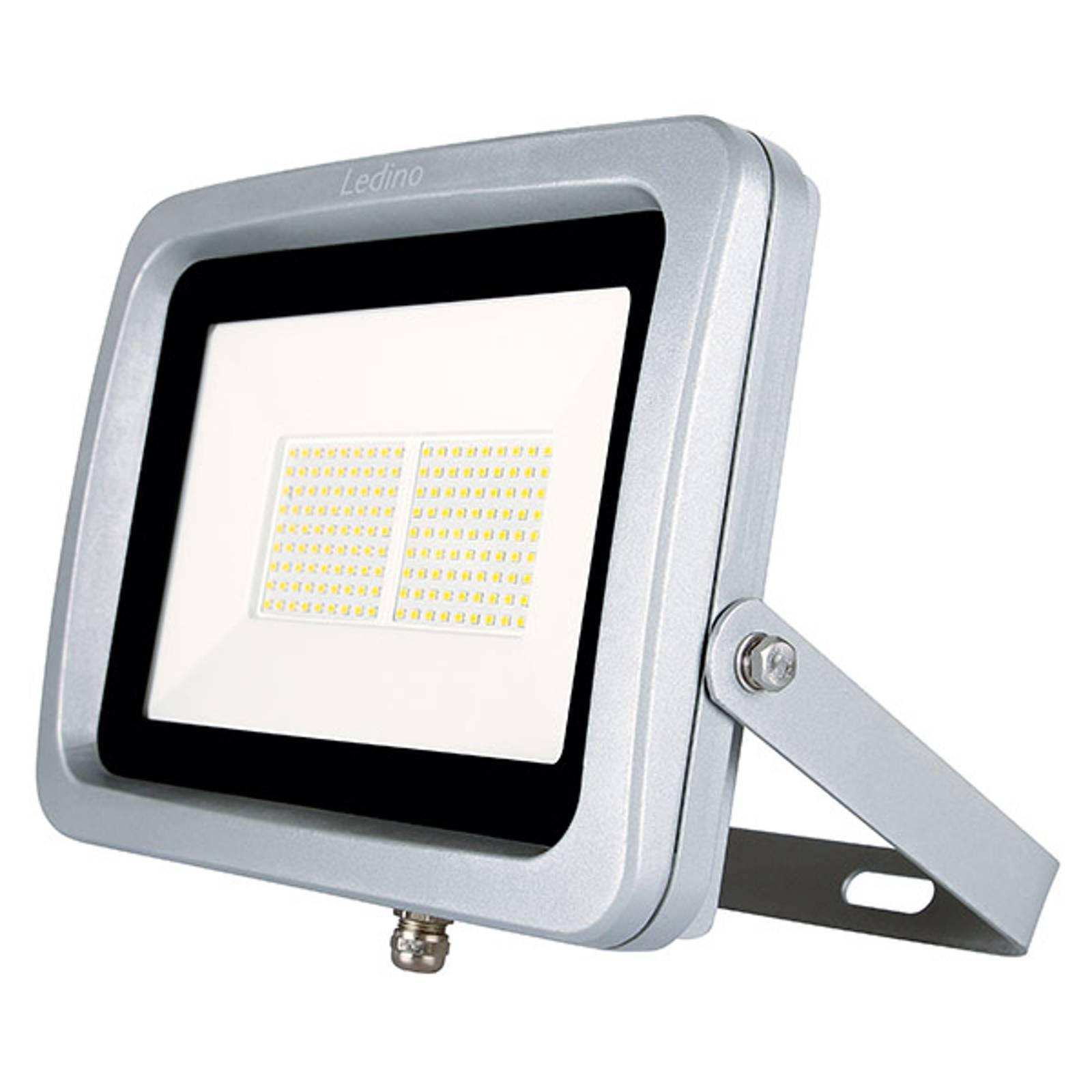 LED-valonheitin Buckow 100, ohut muotoilu