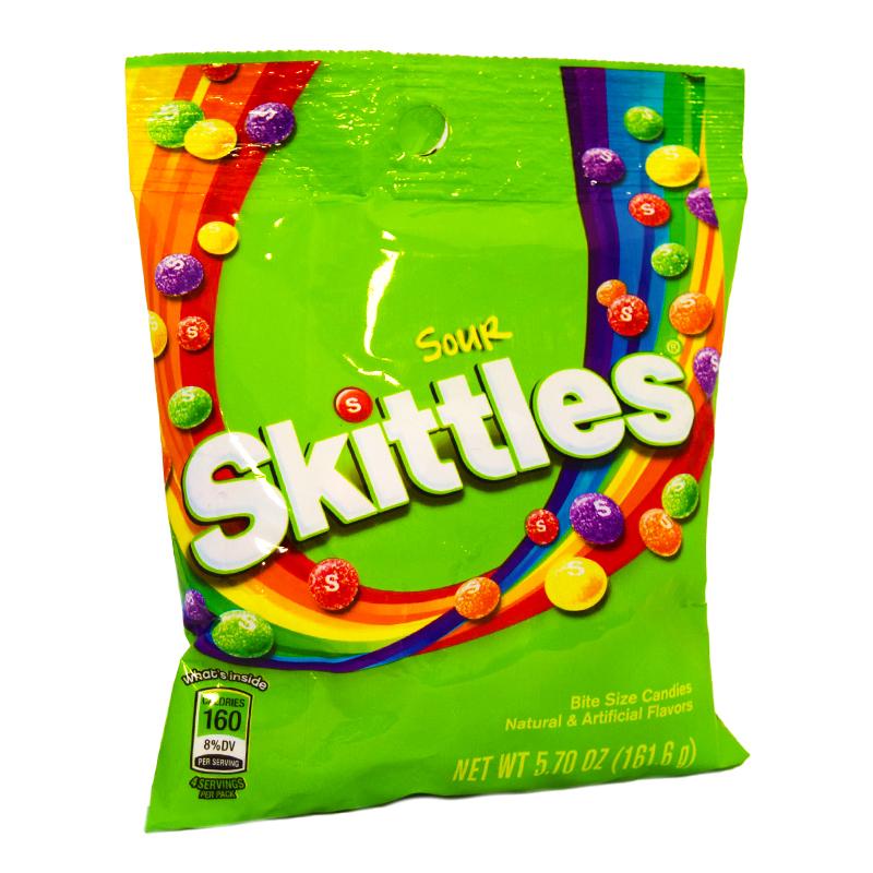 Skittles Sour Big Bag - 67% rabatt