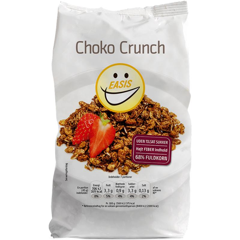 "Müsli ""Crunch Choko"" 350g - 50% rabatt"