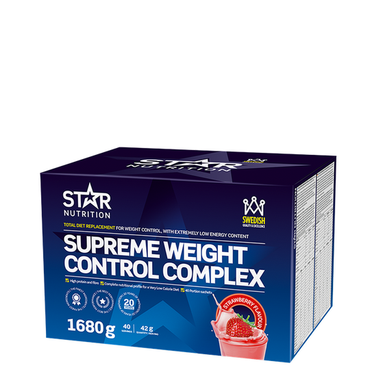 Supreme Weight Control Complex, 40 sachets