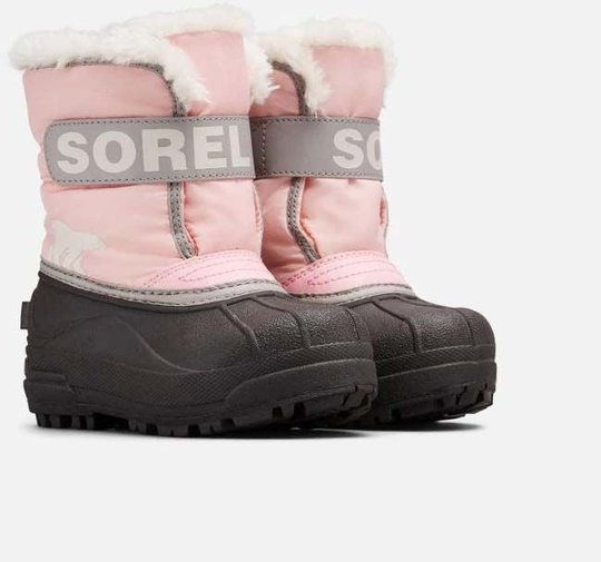 Sorel Childrens Snow Commander Vintersko, Cupid, 28