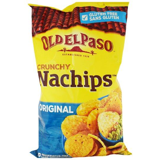Nachochips Original - 36% rabatt