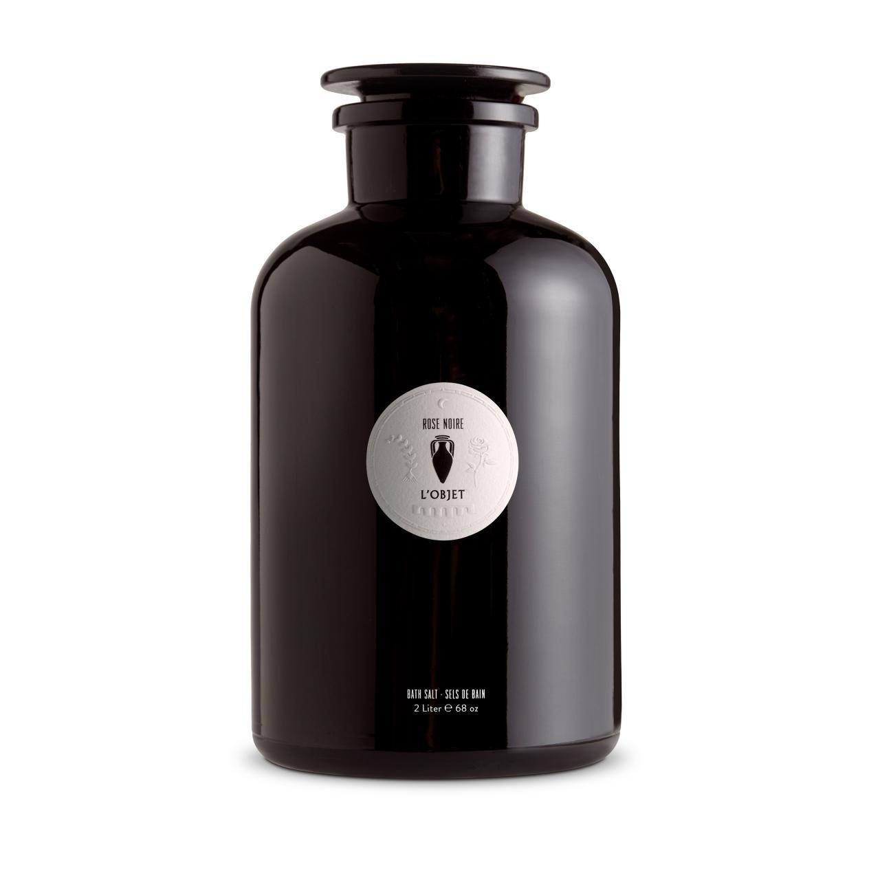 L'Objet I Rose Noire Bath Salt - Large