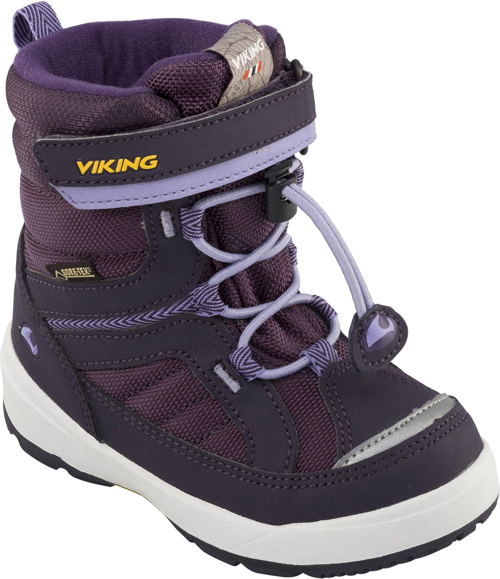 Viking Playtime GTX Känga, Purple/Lavender 20