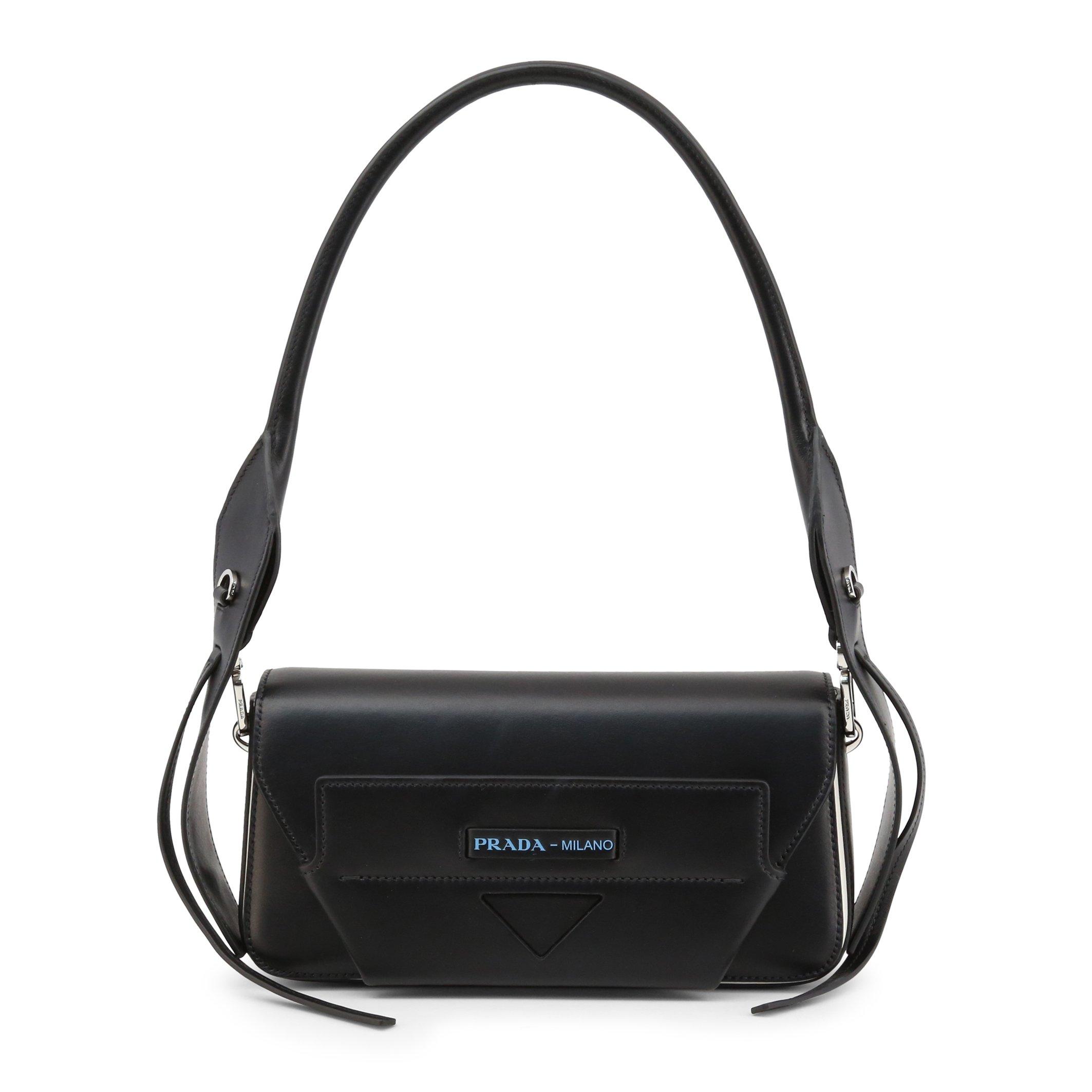 Prada Women's Shoulder Bag Blue 1BD166_CITY - black NOSIZE