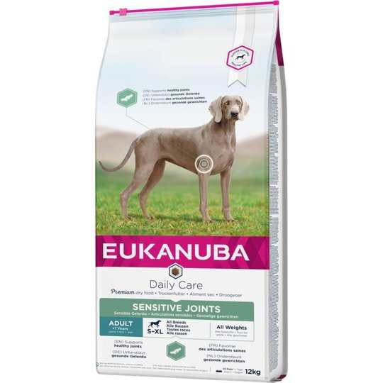 Eukanuba Daily Care Adult Sensitive Joints All Breeds (12 kg)