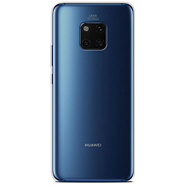 Huawei Mate 20 Pro 2018 Clear Soft Silicone Case